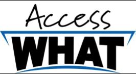 AccessWHAT