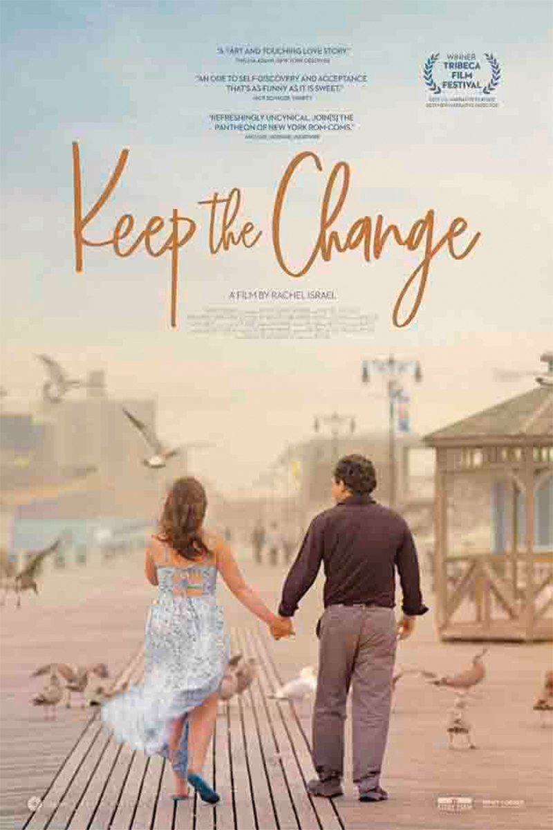 Click to buy tickets for Keep The Change