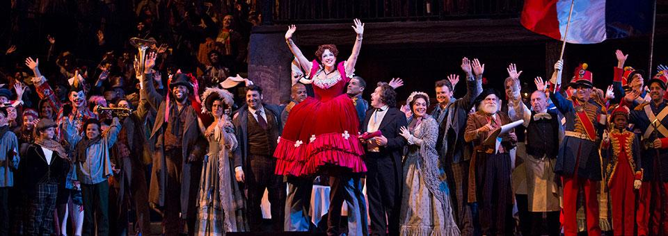 Metropolitan Opera Live in HD: La Bohème