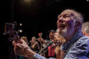 Pete Seeger and Friends: a Photo Collection by Econosmith
