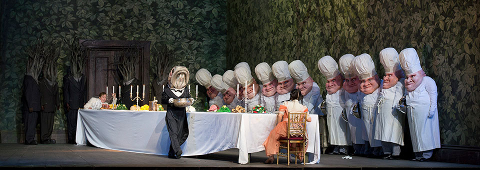Metropolitan Opera Live in HD: Hansel and Gretel