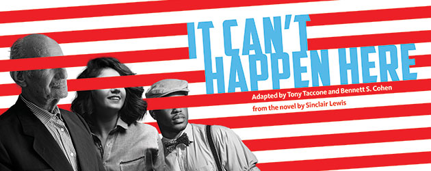It Can't Happen Here – nationwide reading