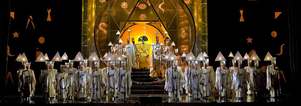 Metropolitan Opera Live in HD:  Die Zauberflöte