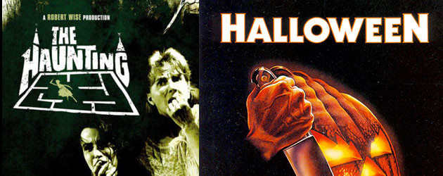 The Haunting & Halloween (films)