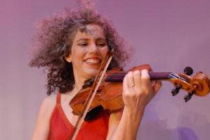 Alicia Svigals Klezmer Concert