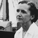Rachel Louise Carson (May 27, 1907 – April 14, 1964) was an American marine biologist, author, and conservationist whose book Silent Spring and other writings are credited with advancing the global environmental movement. Later in life Carson concentrated on environmental problems that she believed were caused by synthetic pesticides. The result was Silent Spring (1962), which brought environmental concerns to an unprecedented share of the American people. Although Silent Spring met with fierce opposition by chemical companies, it spurred a reversal in national pesticide policy, which led to a nationwide ban on DDT and other pesticides, and it inspired a grassroots environmental movement that led to the creation of the U.S. Environmental Protection Agency. Carson was posthumously awarded the Presidential Medal of Freedom by Jimmy Carter.