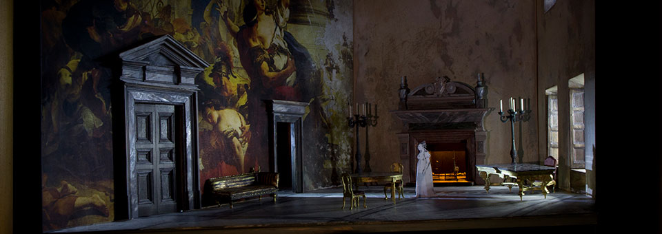 Metropolitan Opera Live in HD: Tosca